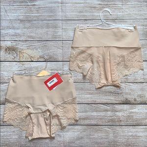 SPANX UNDIE-TECTABLE Lace Hi- Hipster Panties